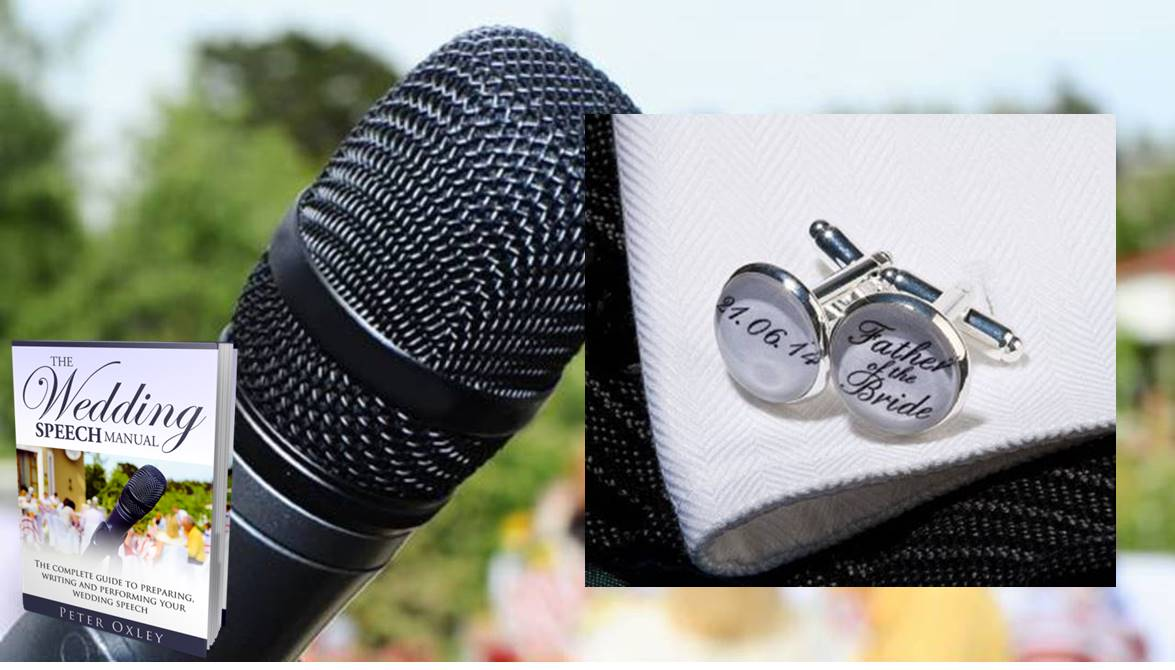 Win the Chance to Look Stylish While You Deliver an Awesome Wedding Speech!