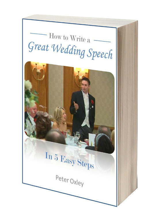 Great Wedding Speech 3D cover2
